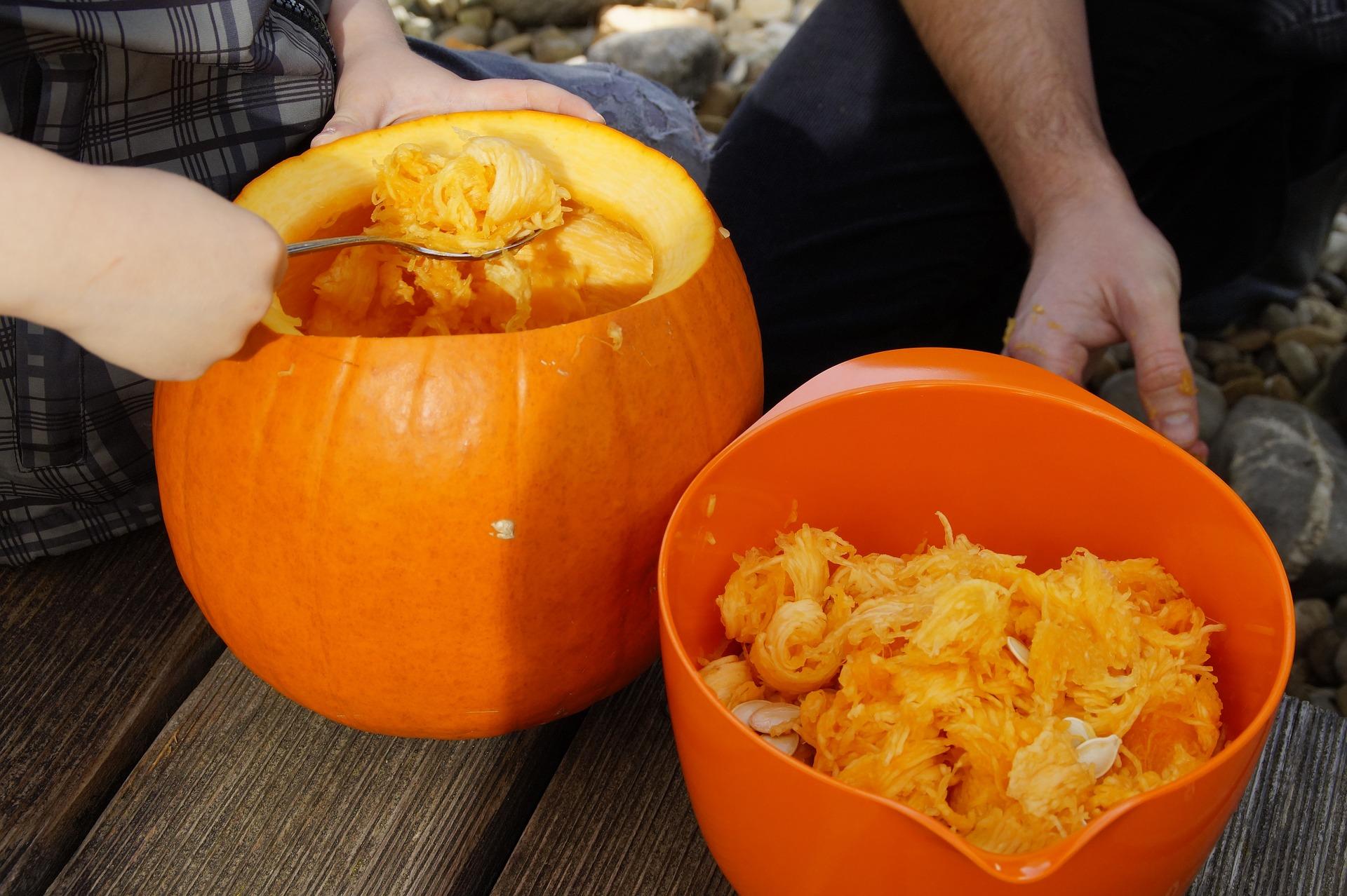Comment fabriquer une citrouille d'Halloween