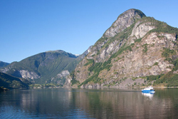 Colonie de vacances en Norvège